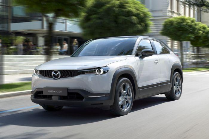 E-Mobil: Preise für neuen Mazda MX-30 First-Edition beginnen bei rund 40.000 Euro