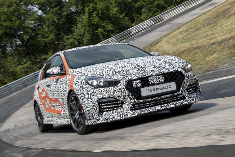 News: Auf 600 Stück limitiertes Sondermodell Hyundai i30 N Project C