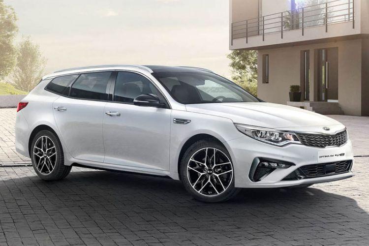 News: Kia Optima erhält Facelift und neue Motoren für 2019