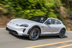 E-Mobil: Porsche Konzeptstudie Mission E Cross Turismo geht 2019 in Serie