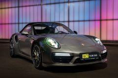 Tuning: O.CT Chiptuning mit 669 PS für Porsche 911 (991-2) Turbo S