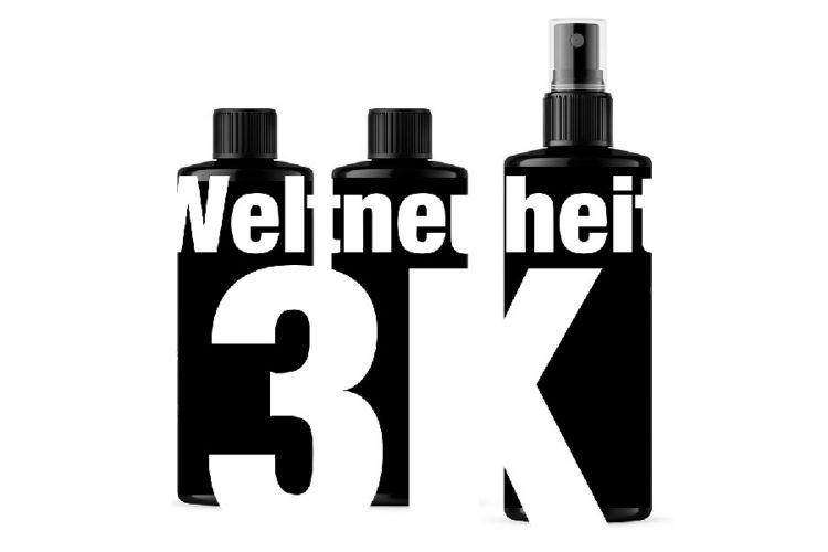 Tuning: Weltneuheit 3K Autolack-Keramikversiegelung von Carron