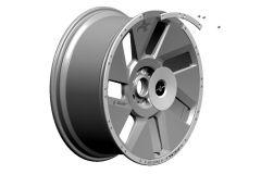 Reifen & Felgen: Protector Value 1 Felge mit austauschbaren Schutzelementen