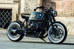 Motorrad: Ares Design 'Scrambler' auf Basis BMW R Nine T