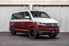 Tuning: ABT Power Leistungssteigerung und Fahrwerkstuning für VW T6.1 Bulli