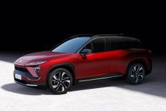 E-Mobil: Neues ES6 Elektro-SUV von Elektro-Autohersteller Nio aus China