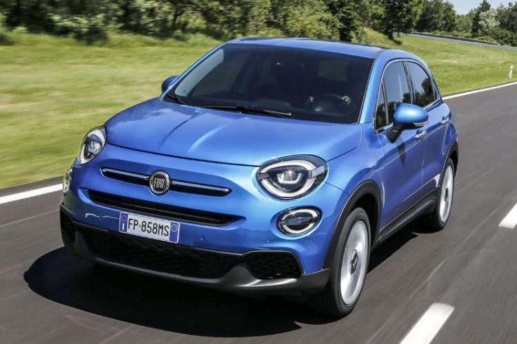 News: Neue Motoren und modernisiertes Design für Fiat 500X