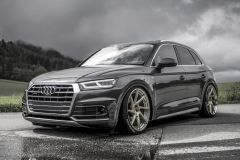 Tuning: Audi Q5 mit 22 Zoll Z-Performance ZP.Forged 3 Deep Concave Felgen