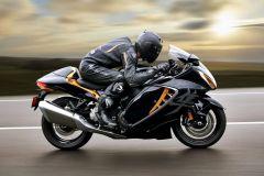 Motorrad: Modifizierte Suzuki GSX 1300 RR Hayabusa erfüllt Euro-5-Norm