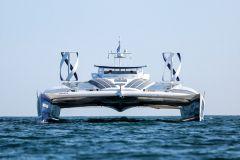 Pressemeldung Toyota - Erstes Wasserstoffschiff der Welt