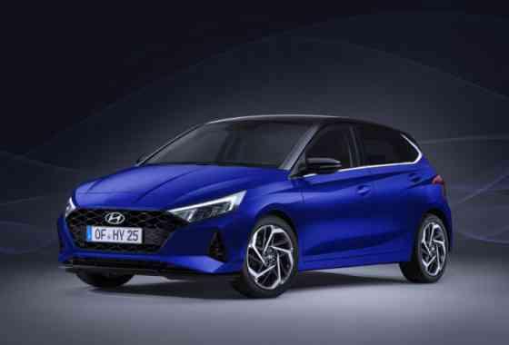 News: Neuer Hyundai i20 erstmals mit effizientem 48-Volt-Mildhybrid-Antriebsstrang