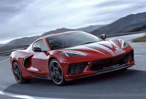 News: Neue Chevrolet Corvette Stingray erstmals mit V8 Mittelmotor
