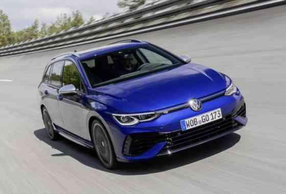 News: VW Golf R Variant - Top-Performance Kombi für die Rennstrecke