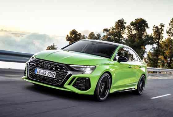 News: Audi RS 3 Sportback und Limousine auf noch mehr Performance getrimmt