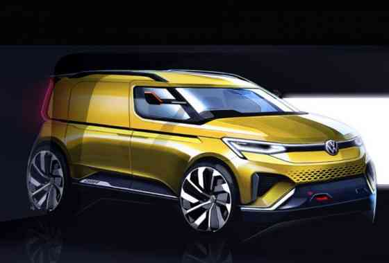 News: Im Februar 2019 stellt VW die nächste Generation des Caddy vor