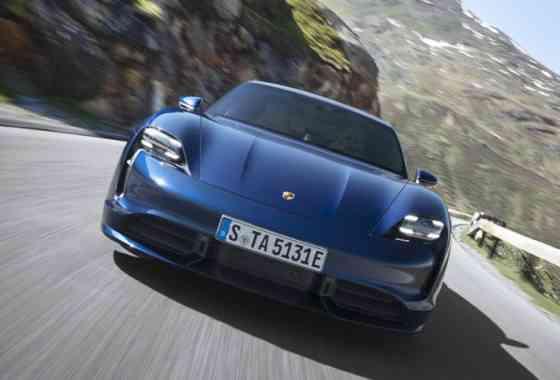 E-Mobil: Porsche feiert Taycan Weltpremiere auf drei Kontinenten gleichzeitig