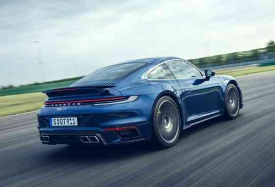News: Dem Porsche 911 Turbo S folgen nun 911 Turbo Coupé und Cabrio