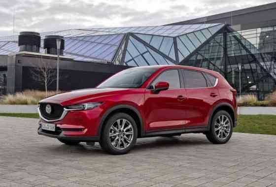 News: Mazda CX-5 mit überarbeiteten Skyactiv D Dieselmotoren