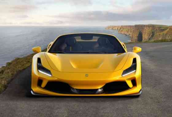 News: Ferrari F8 Spider mit 720 PS starkem V8 Triebwerk löst 488 Spider ab