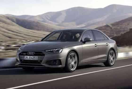 News: Überarbeitete Audi A4 Baureihe mit V6-TDI Motorisierung für die S4 Modelle