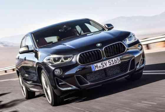News: Im neuen BMW X2 M35i arbeitet erster M Performance Vierzylinder