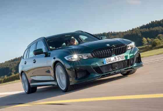News: Aplina B3 Touring mit Allradantrieb und 462 PS starkem Reihen-Sechs-Zylinder