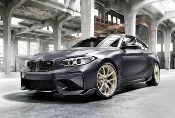 News: BMW M Performance Parts Concept auf Basis des BMW M2
