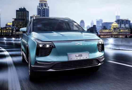 E-Mobil: Chinesisches Elektro-SUV Aiways U5 startet zu Preisen unter 35.000 Euro