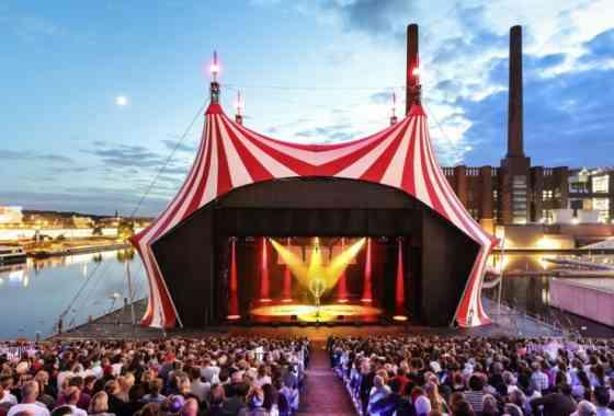 News: Großer Zirkus beim Sommerfestival 2018 der Autostadt Wolfsburg
