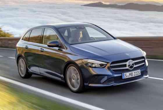 News: Neue Mercedes B-Klasse verspricht mehr Agilität und Komfort