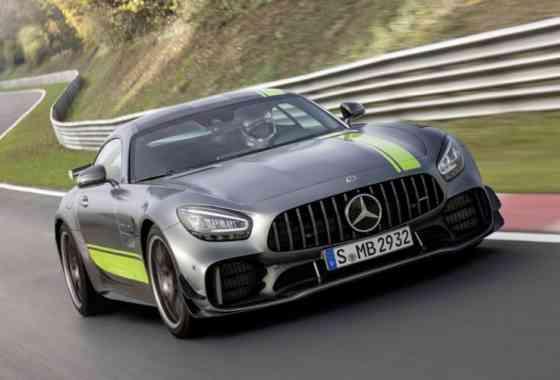 News: Limitiertes Edition AMG GT R PRO Coupé mit noch mehr Rennstrecken-Performance