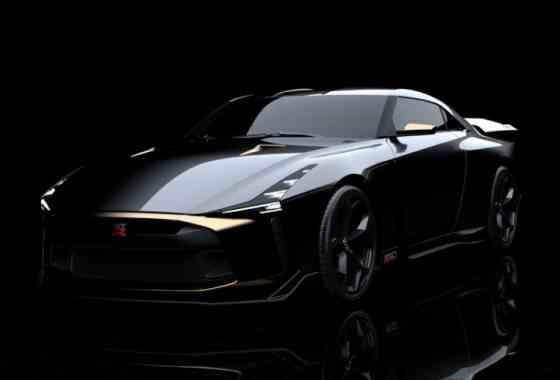 News: Nissan GT-R-50 by Italdesign Prototyp zum 50. Jubiläum