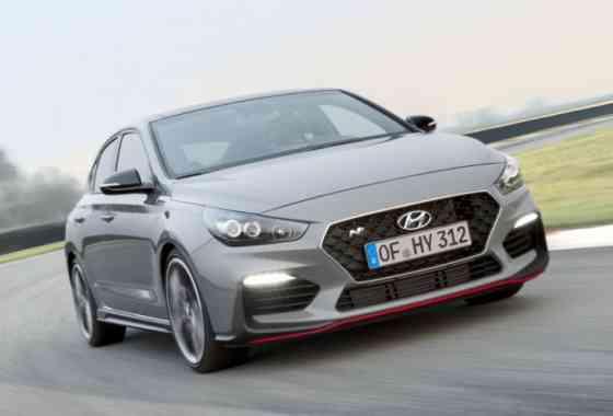 News: Hyundai i30 Fastback N Fließheck-Modell mit bis zu 275 PS