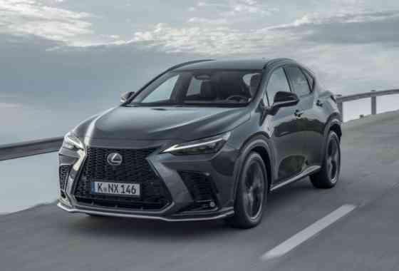 News: Neue Lexus NX Generation erstmals auch mit Plug-in-Hybridantrieb