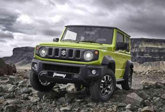 News: Nutzfahrzeugvariante des Suzuki Jimny löst bisherige Pkw-Version ab