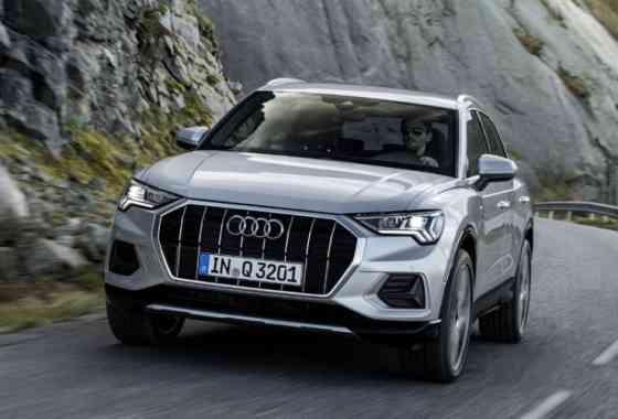 News: Neues Audi Q3 Kompakt-SUV legt in allen Dimensionen zu