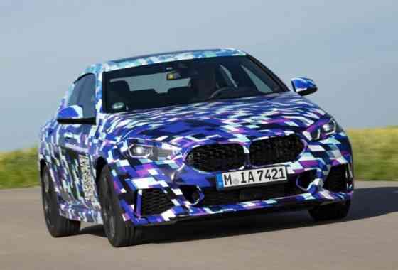 News: BMW 2er Gran Coupé in Tarnlackierung auf letzten Abstimmungsfahrten