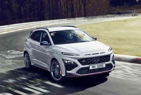 News: Hyundai Kona N ist das erste SUV der sportlichen N Modellreihe