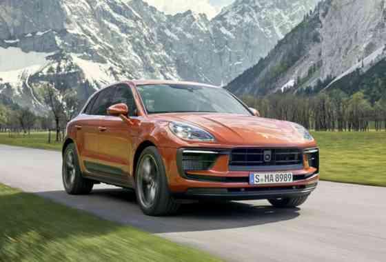 News: Update und neuer Vierzylinder-Reihenmotor für Porsche Macan Reihe