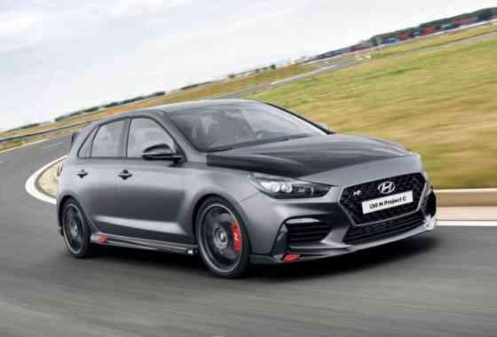 News: Hyundai präsentiert limitierten i30 N Project C für die Rennstrecke
