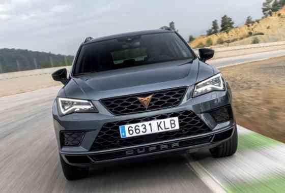 News: Mit dem Ateca SUV kommt das erste Modell von Cupra auf den Markt
