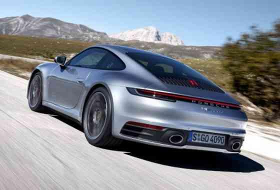 News: Neuer Porsche 911 Carrera 4 Typ 992 macht Performance Sprung