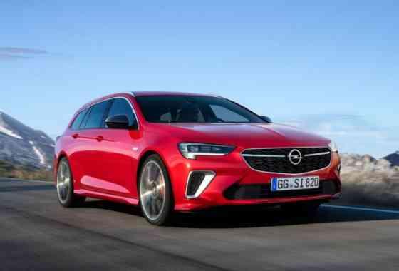 News: Opel Topmodell Insignia GSi mit 230 PS starkem Turbobenziner und Allradantrieb