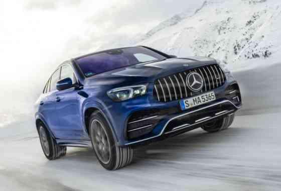 News: Neues Mercedes GLE Coupé mit Sechszylinder-Diesel und Plug-in-Hybrid
