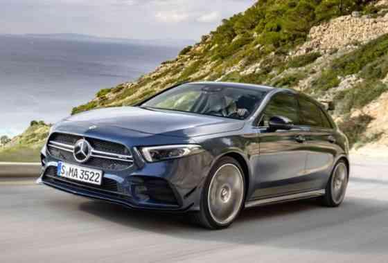 """News: Neuer """"Baby""""-AMG A 35 4Matic kommt 2019 zu Preisen ab 47.528,60 Euro"""