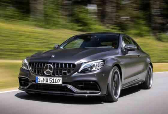 News: Mercedes-AMG C63 mit geschärftem Exterieur und noch mehr Agilität