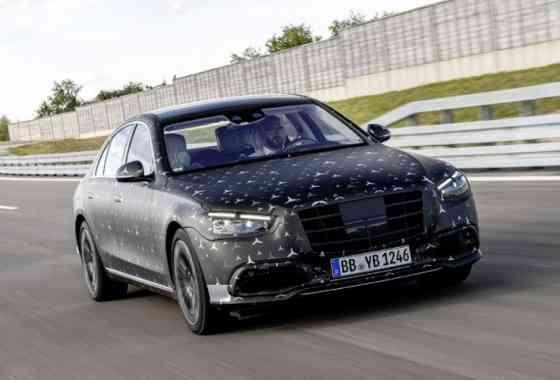 News: Neue Mercedes S-Klasse mit weiterentwickelten Fahrassistenz- und Sicherheitssystemen