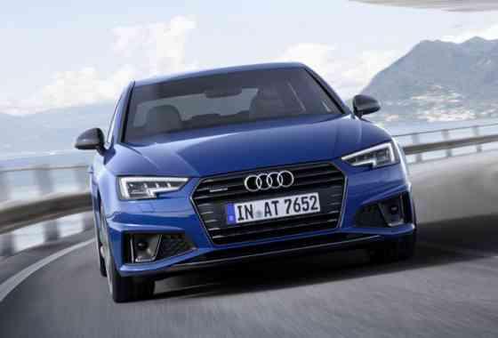 News: Audi A4 Limousine und Avant erhalten neuen Feinschliff