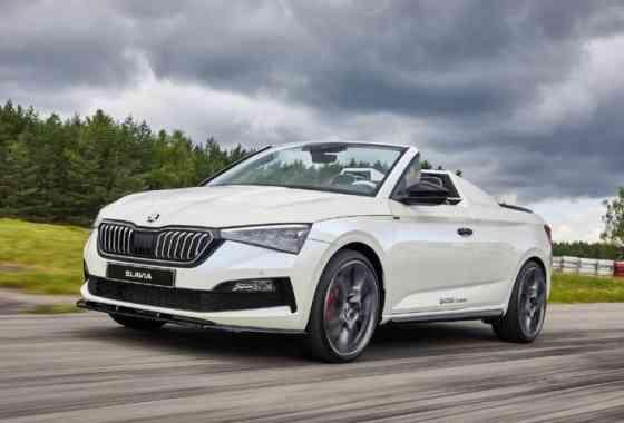 News: Skoda Azubi Car Slavia nach Vorbild des Sportprototypen 1100 OHC