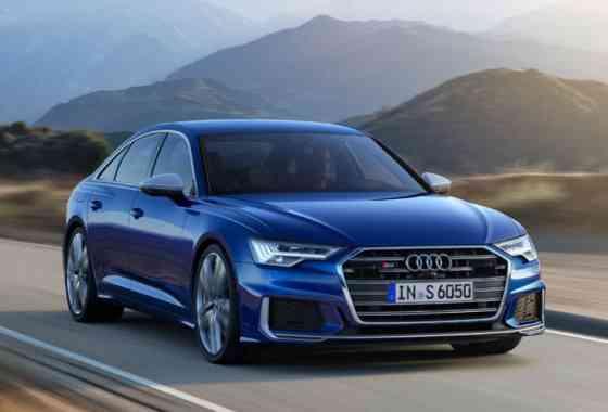 News: Audi S5, S6 und S7 Modelle nur noch mit leistungsstarken Mild-Hybrid-Diesel